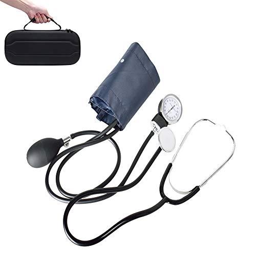Cuff Stethoscope Pressure Measurement Travel/Bag Professional Medical Blood Monitor Kit mit Stethoscope Storage Box