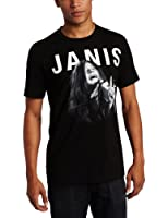 Bravado Next Level Men's Janis Joplin Singing T-Shirt