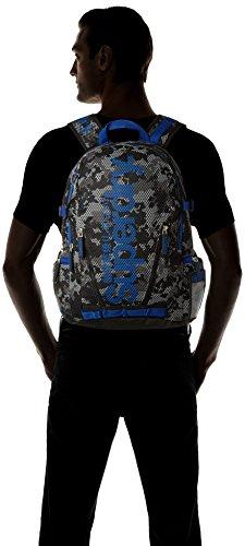 Superdry Men's Camo Mesh Shoulder Bag Multicolour Multicolore - Grey/Cobalt Image 7