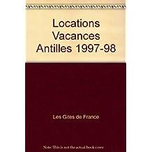 Locations Vacances Antilles 1997-98