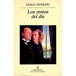 Los restos del día (Panorama de narrativas) Premio Booker 1989