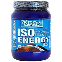 Victory Endurance Iso Energy Cola 900g. Rápida energía e hidratación.Con extra de Sales minerales y enriquecido con Vitamina C