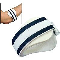 Tennis / Golf Elbow Stützriemen, NATUCE Verstellbare Ellenbogenschienen mit hochwertigem EVA Pad für präzise Unterstützung... preisvergleich bei billige-tabletten.eu