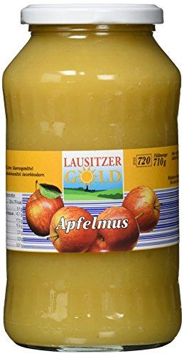 Lausitzer Gold Apfelmus, 12er Pack (12 x 710 g)
