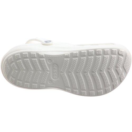 Crocs Spec, Sabots - Mixte adulte Blanc (White)