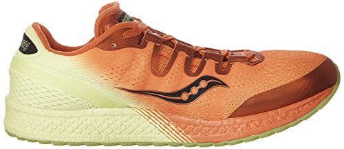 Saucony Freedom ISO Life On The Run Laufschuhe - SS17 Orange/Citron