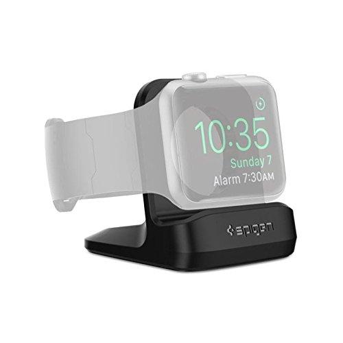 Spigen Ladestation kompatibel mit Apple Watch Series