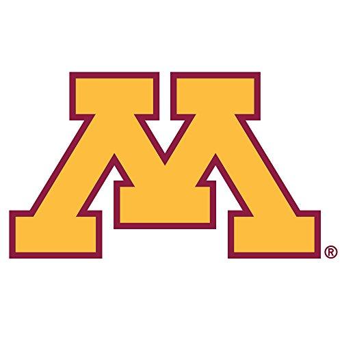 NCAA Minnesota Golden Gophers (Fernsehserie 20,3cm hoch Primär Logo Vinyl Transfer Papier, Team Farbe, eine Größe (Minnesota Golden Gophers Auto)