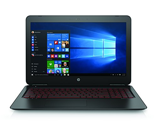 "HP Omen 15-ax021nf PC Portable Gaming Full HD 15"" Noir (Intel Core i5, 6 Go de RAM, 1 To+ SSD 128 Go, Nvidia GeForce GTX 950M, Windows 10)"