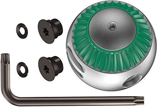 """Preisvergleich Produktbild 8000 C-R Reparatursatz für Zyklop Knarrenkopf,  1 / 2"""",  6-teilig,  Wera 05003651001"""