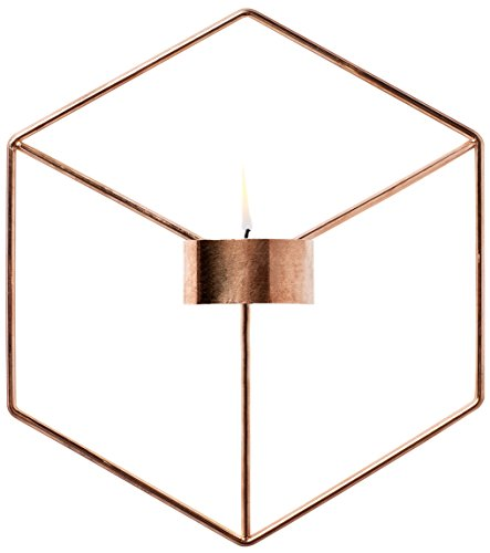 MENU POV Candleholder Wall Copper