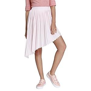 VERO MODA Women's Asymmetric Midi Skirt