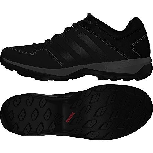 adidas Herren Daroga Plus Trekking- & Wanderhalbschuhe, Schwarz Granit/Negbas 000, 46 2/3 EU (Schuhe Männer Adidas Land)
