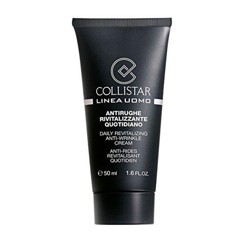 Collistar Man: Daily Revitalizing Anti-Wrinkle-Cream 50ml-Tagespflege -