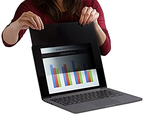 Akamai Office Products Privacy Screen Filters For Apple Laptop Computers (13 Inch MacBook Pro Touch