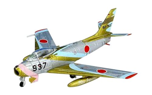 F-86F SABER JASDF BLUE IMPULSE 'gold'