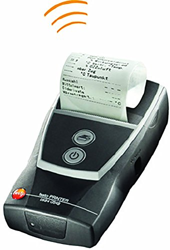 Testo Schnelldrucker IRDA, 0554 0549 (1 4 2 Thermopapier)