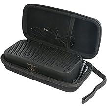 Khanka Dur Cas Voyage étui Housse Porter pour Anker SoundCore Sport XL Enceinte Bluetooth Waterproof/Dustproof haut-parleur