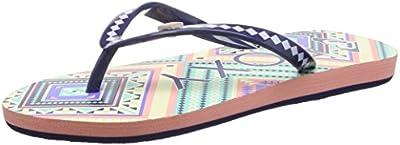 Roxy Rg Pebbles V - Sandalias de dedo Niñas