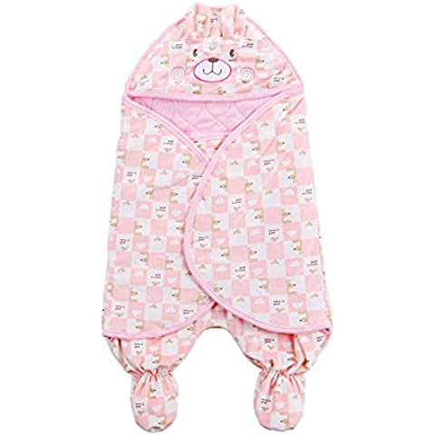 Baby Hold le gambe cotone fredda Split Avvolto coperta del bambino Anti Calcio