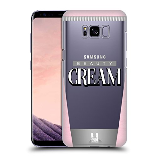 Head Case Designs Schönheitscreme Lebenswichtige Güter Ruckseite Hülle für Samsung Galaxy S8+ / S8 Plus