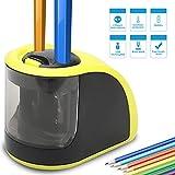 Best Electric Pencil Sharpeners - Pencil Sharpener - Electric Pencil Sharpener with USB Review