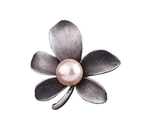 2 Stück kreative Brosche Blume Kleidung Zubehör