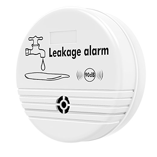 Housolution Detector de Alarma de Agua