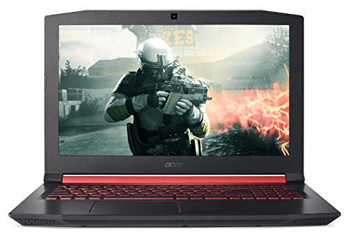Acer Nitro 5 AN515-51-50DX PC Portable Gamer 15' FHD Noir (Processeur Intel Core i5, 8 Go de RAM, 1 To, NVIDIA GeForce GTX 1050 2Go, Windows 10)