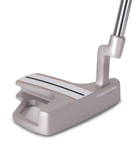 Pinemeadow Pre Putter (Right-Handed, Steel, Regular, 34-Inches) by Pinemeadow Golf