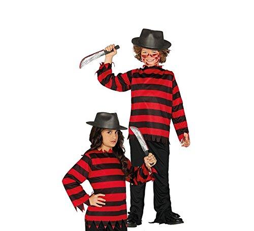 Scherenkind Freddy Krüger Halloween Kostüm Kinder Jungen