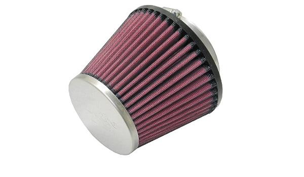 Rc 5128 K N Universal Clamp On Air Filter 5 1 40 6 Cm B Od 3 1 5 1 Cm T Od 2 3 10 2 Cm Id 10 2 Cm H Universal Air Filter Auto