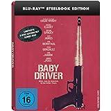 Baby Driver (Steelbook-Edition) Exklusiv