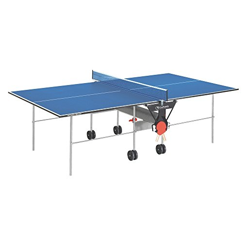 Garlando Training Indoor Verde Tavolo Ping Pong per uso interno