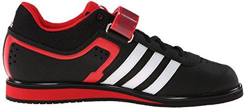 adidas Power Perfect II, Multi-Sports - INTÉRieur Unisexe Adulte noir