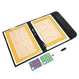 Magnetisch coachbord Basketbal Voetbaltrainers Klembord Opvouwbaar en draagbaar