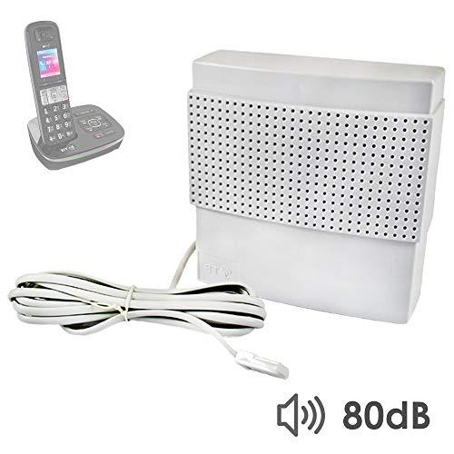 Zoom IMG-3 connected essentials campanello da interni