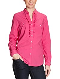 Seidensticker Damen Bluse Slim Fit, 116594