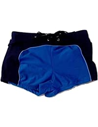 Men's Branded Designer Label Swimming shorts. Size Small