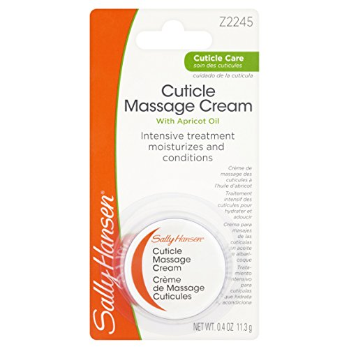 Sally Hansen cuticole Massage Cream, 11.3 ml