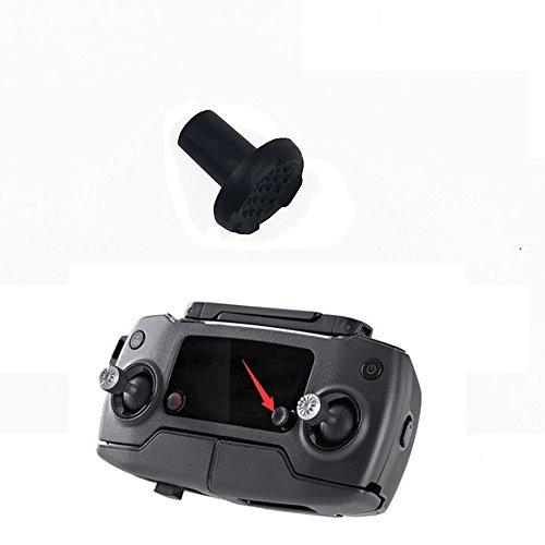 I migliori accessori per drone DJI Mavic Pro. Pondkoo - Pulsante di riparazione per telecomando 5D, colore nero