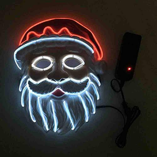 - Santa Claus Maske