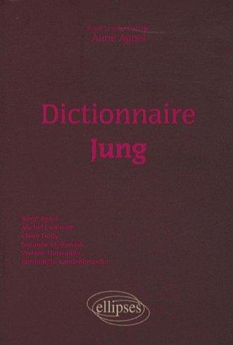 Dictionnaire Jung par Aimé Agnel