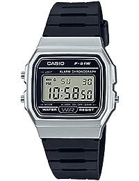Casio Reloj Digital para Unisex de Cuarzo con Correa en Plástico F-91WM-7AEF