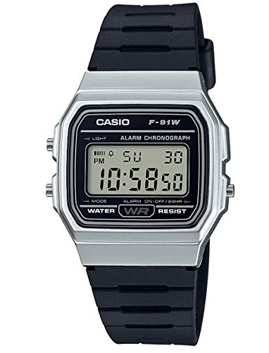 Montre Mixte Casio Collection F-91WM-7AEF