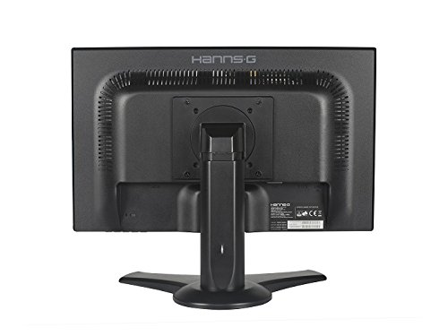 Hannspree HannsG HP195DCB 185 HD Black computer monitor computer monitors 1366 x 768 pixels LED HD 1366 x 768 1280 x 720 HD 720 10001 500000001 Monitors