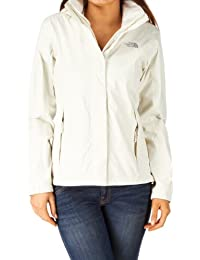 The North Face Resolve - Chaqueta para mujer, color gris, talla M