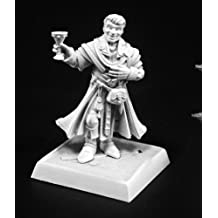 Reaper Miniatures Aric of Halvon #60204 Pathfinder D&D Unpainted Metal Figure