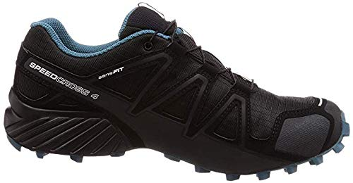41cE eAAxXL - SALOMON Speedcross 4 Nocturne Gore-TEX Trail Running Shoes - AW18