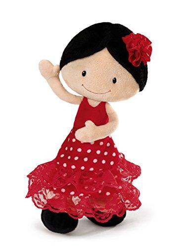 NICI-Mini-Carmen-flamenca-de-peluche-30-cm-38927